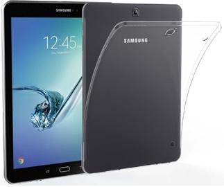 Telone Ultra Slim Back Case For Samsung Galaxy Tab S2 Wifi 8.0 Transparent