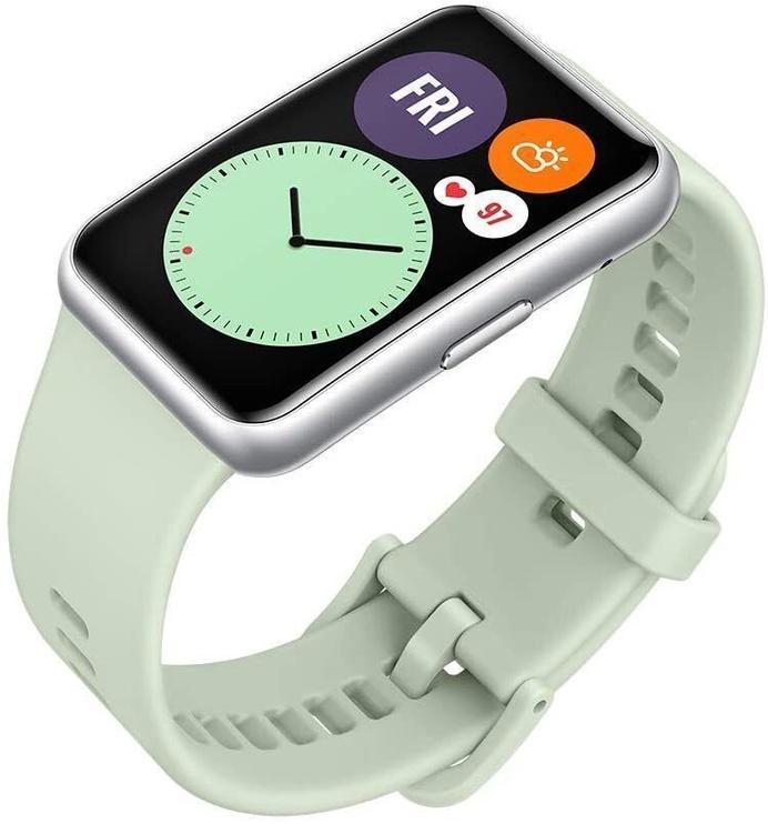 Nutikell Huawei Watch Fit, roheline