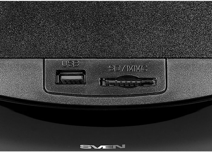 Kompiuterinės kolonėlės Sven MS-307