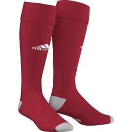 Носки Adidas, белый/красный, 40