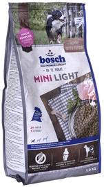 Bosch PetFood Mini Light Dry Food w/ Poultry 1kg