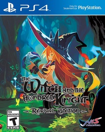Witch and the Hundred Knight Revival Edition PS4