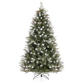 Искусственная елка AmeliaHome John, 220 см, с подставкой