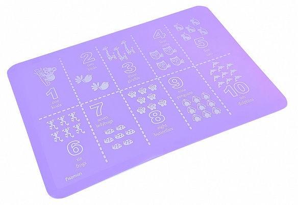 Fissaman Placemat 38x28cm Purple