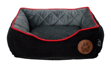 SN Cushion Black XL 90x70x20cm