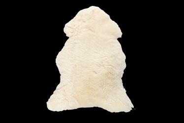 PAKLĀJS LAMB SKIN WHITE 60X95