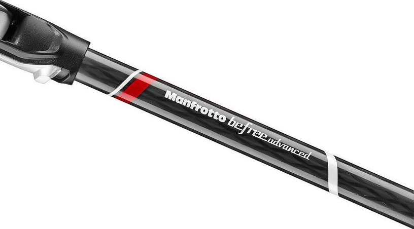 Manfrotto Befree Advanced Carbon Fibre Travel Tripod MKBFRTC4-BH