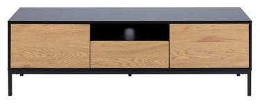 TV galds Home4you Seaford Oak, 1400x400x450 mm