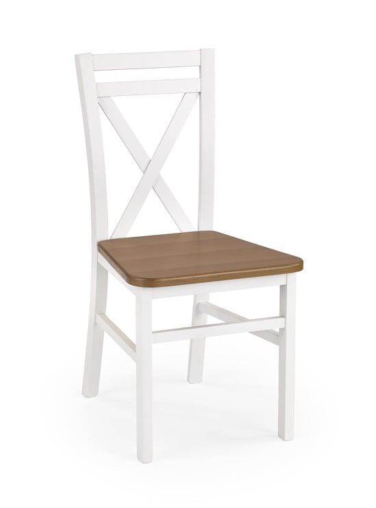 Valgomojo kėdė Halmar Dariusz 2 White/Alder