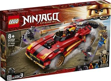 Constructor LEGO NinjaGo X-1 Ninja Charger 71737