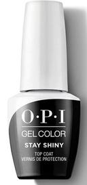 Топовое покрытие для ногтей OPI Gel Color Stay Shiny