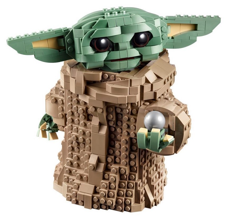 Constructor LEGO Star Wars The Child 75318