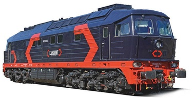 Piko Diesel Locomotive Cargounit BR232-448