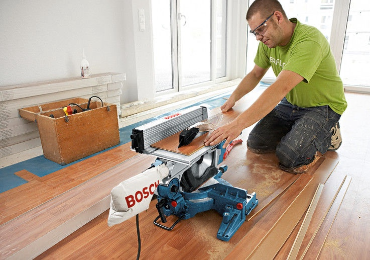 Bosch GTM 12 JL Combination Saw