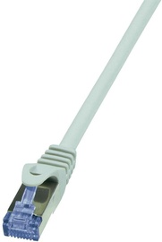 LogiLink CAT 6a S/FTP Cable Grey 50m