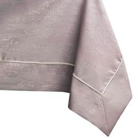 Скатерть AmeliaHome Vesta PPG Powder Pink, 130x130 см