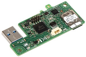 Карта памяти Fujitsu Dual microSD Enterprise, 64 GB