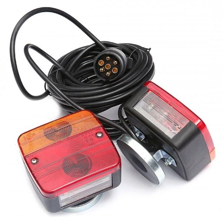Автомобильная лампочка Moovit 48041, красный/oранжевый