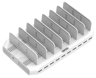 Unitek USB Charging Station 10-ports White