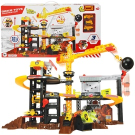 Dickie Toys Construction Playset 203729010