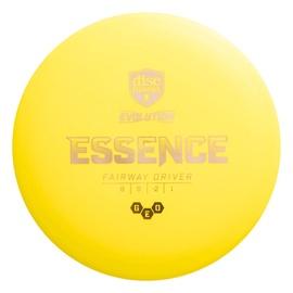 Lidojošais šķīvis Discmania Geo Essence Fairway 8/6/-2/1 Yellow
