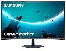 Монитор Samsung C27T550FDR, 27″, 4 ms