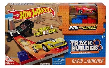 Mattel Hot Wheels Track Builder Rapid Launcher DWW94