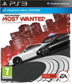 Need For Speed: Most Wanted Move