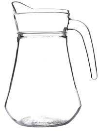 Galicja Glass Jug Clear 1.4l
