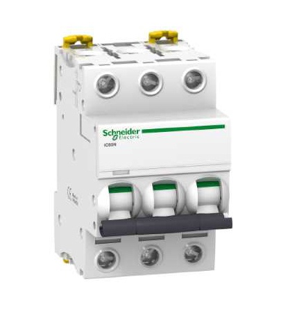 Automatinis jungiklis Schneider IC60N , 3P, C, 25A, 10kA