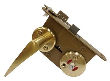 Vagner SDH Mortise Lock 2014/19 006 Brass