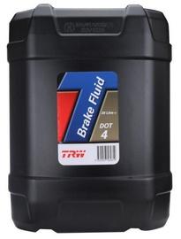 Тормозная жидкость TRW Brake Fluid DOT4 20l PFB420