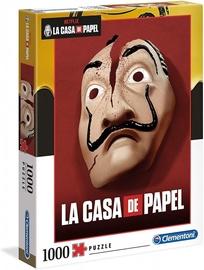 Puzle Clementoni Netflix La Casa De Papel 39533, 1000 gab.