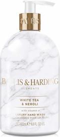 Baylis & Harding Elements Hand Wash 500ml White Tea/Neroli