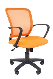 Chairman 698 Office Chair TW Orange/Black