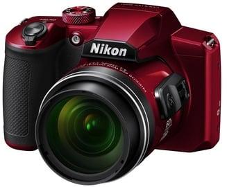 Seikluskaamera Nikon Coolpix B600 Red