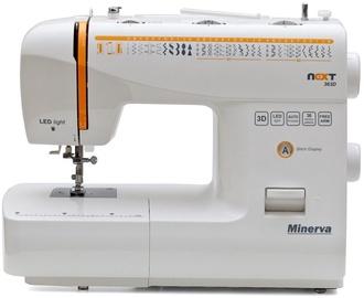 Šujmašīna Minerva Next 363D, elektromehānisks