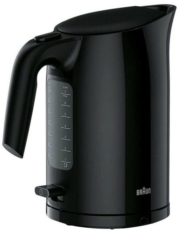 Электрический чайник Braun PurEase WK3100 Black