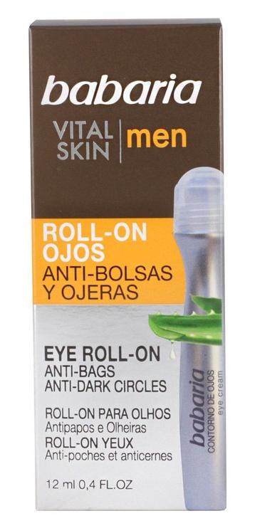 Babaria Men Aloe Vera Roll On Eye Cream 12ml