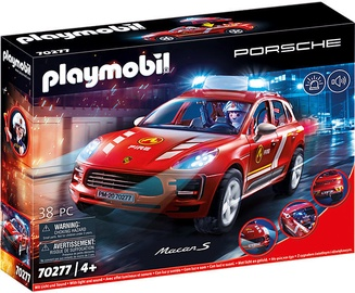 Playmobil Porsche Macan S Fire Brigade 70277