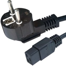 Gembird Cable Schuko / IEC320 Black 1.8m