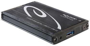 """Delock External HDD Enclosure 2.5"""" USB 3.0 eSATAp"""