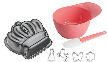 Kaiser Baking Set For Children 7-parts Princess Violetta