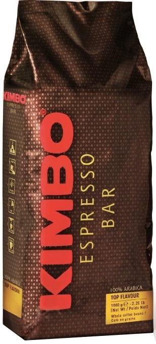 Kimbo Top Flavour 100% Arabica 1kg