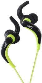 Ausinės JVC HA-ETX30 Black