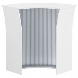 Skyland Corner Reception Stand Imago PC-5 White