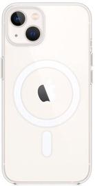 Чехол Apple iPhone 13 Clear Case with MagSafe, прозрачный