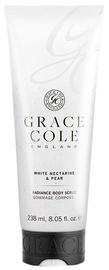 Grace Cole Body Scrub 238ml White Nectarine & Pear