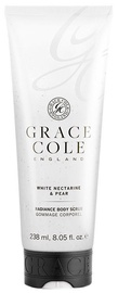 Grace Cole Body Scrub 238ml White Nectarine & Pear