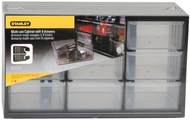 Stanley Multi-Use Organizer with 9 Drawers